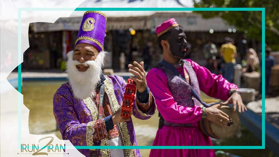 Amu-Nowruz-Persian-Santa