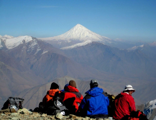 All to know about Mount Damavand