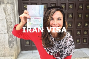 Iran visa for british citizens