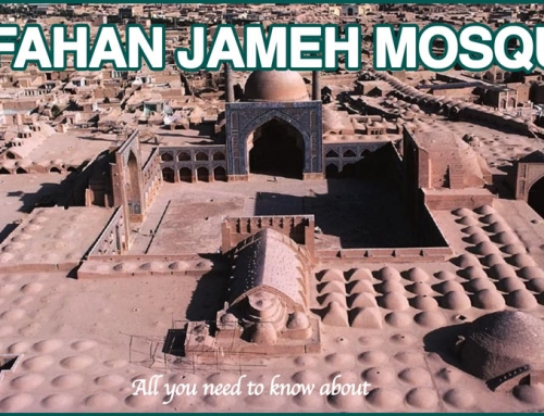 Isfahan Jameh Mosque, What is Unique About?