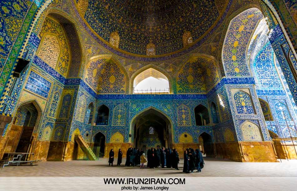 Isfahan Jameh Mosque-unesco-world-heritage- masjed jameh