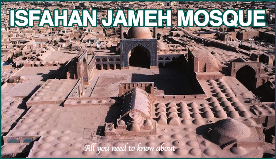 Isfahan-Jame-mosque