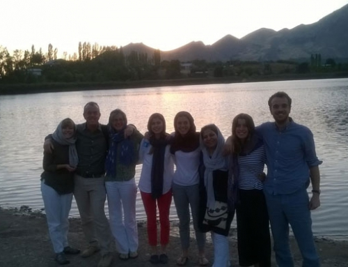 Coombe Family, Iran Travel Testimonial and Review
