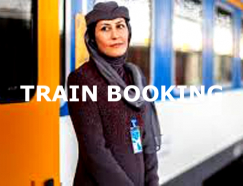 Iran Train Ticket Booking