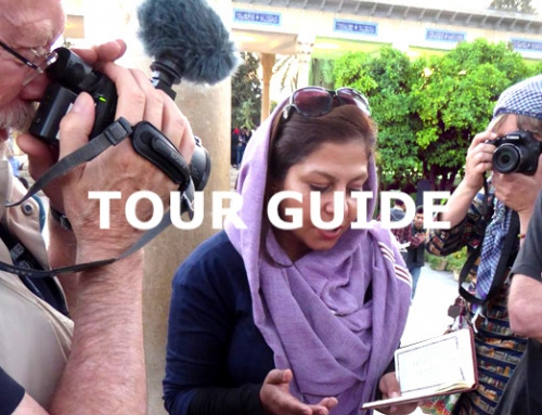 Hire Iran Tour Guide
