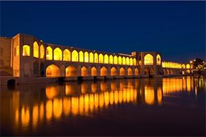 iran budget tour