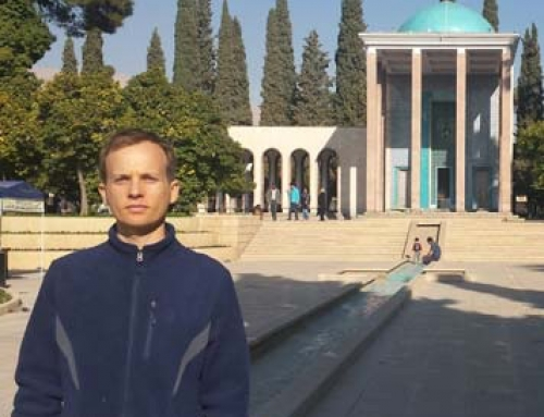 Ryan, Iran Travel Testimonial