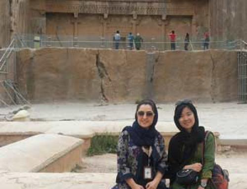 Yue, Iran Travel Testimonial