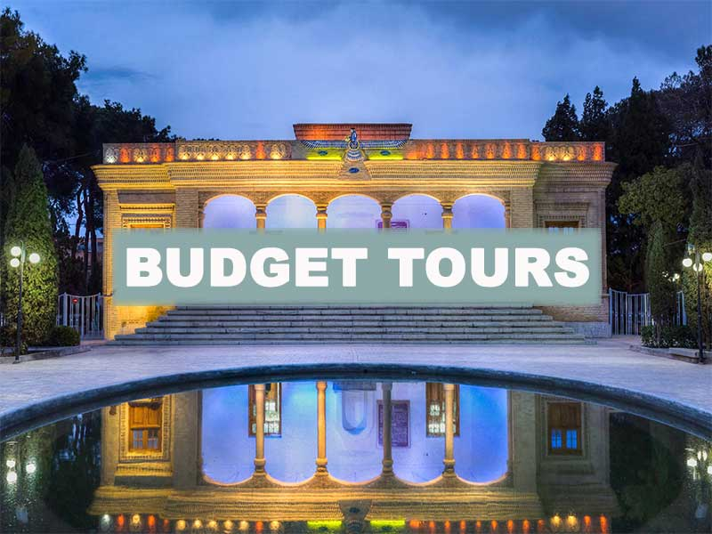 IRAN TOUR PACKAGES BUDGET