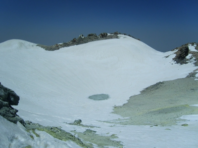 damavand crater
