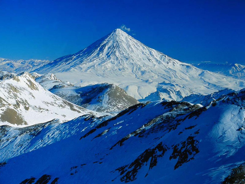 damavand climb tour trek
