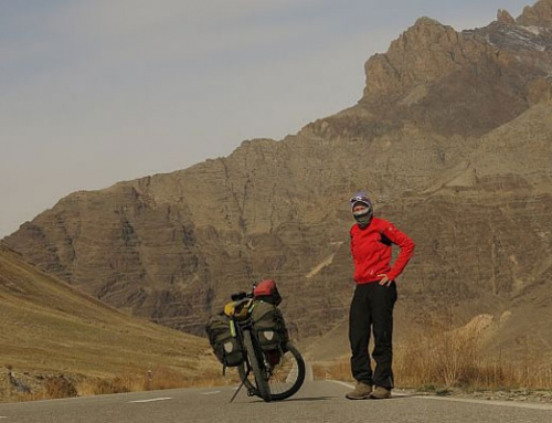 Iran Cycling Tour Packages