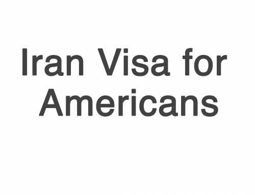 Iran Visa for American Citizens