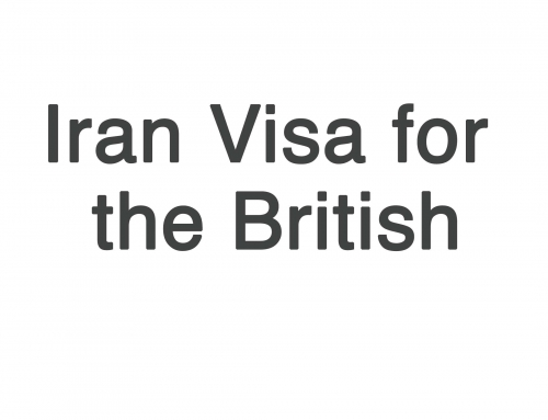 Iran Visa for British Citizens