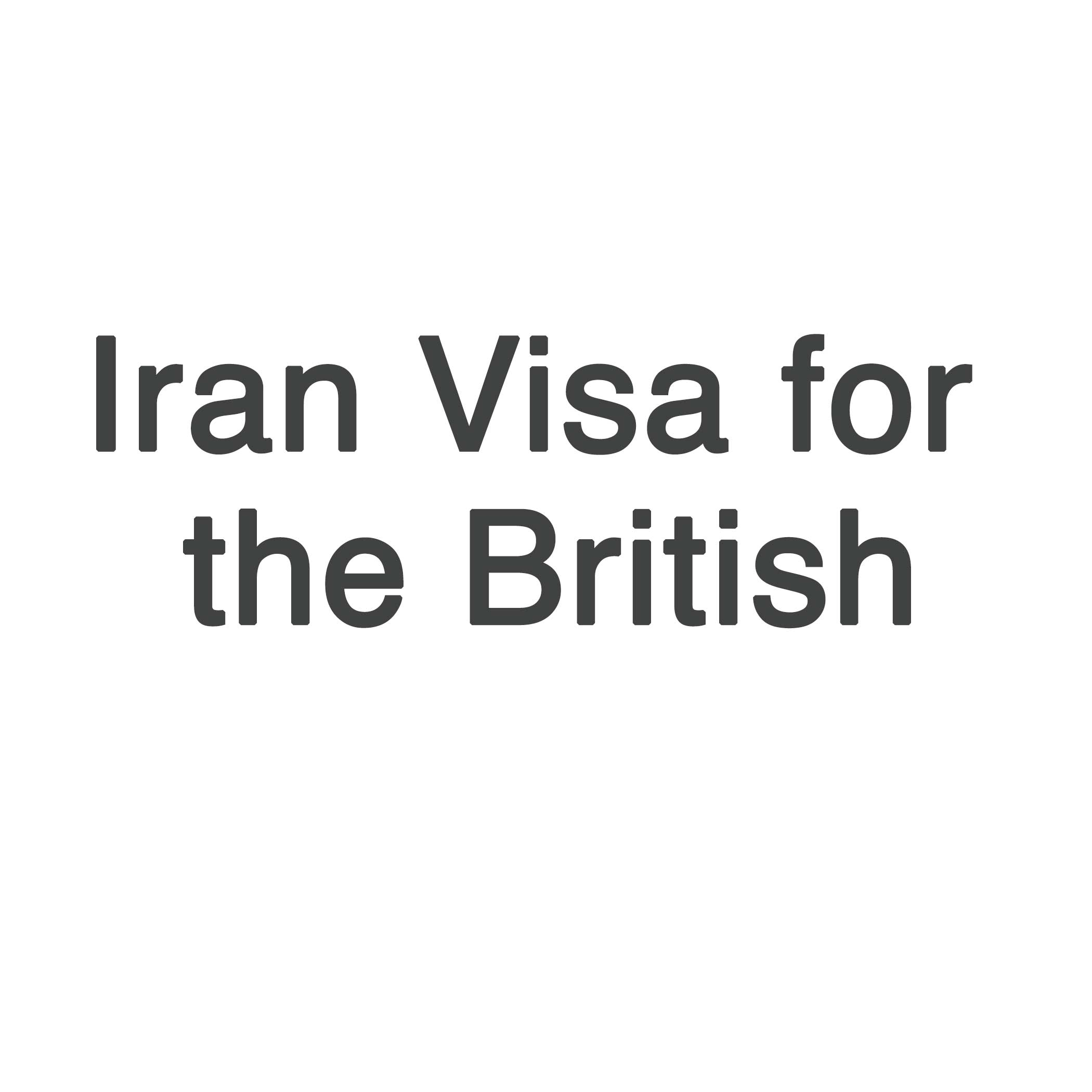 iran-visa-for-british