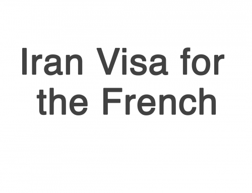 Iran Visa Requirements for French Citizens