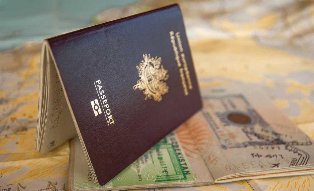 Iran visa for canadian citizens