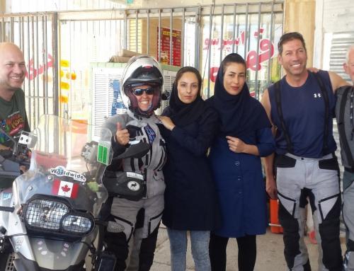 Iran Overland Travel Testimonial