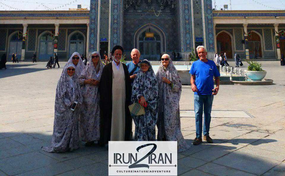Iran FAM trip hospitality