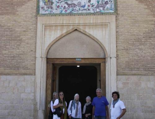 2019 Iran FAM trip report