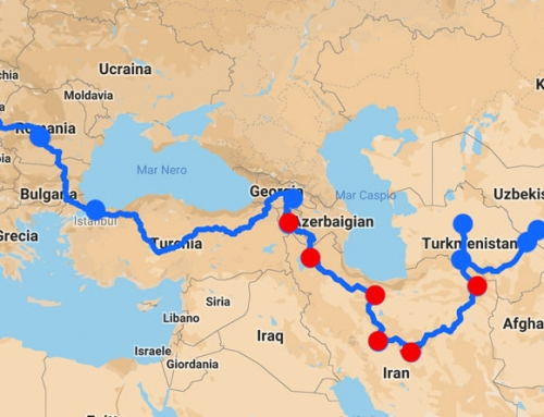 Mongol Rally: Adventure of Lifetime